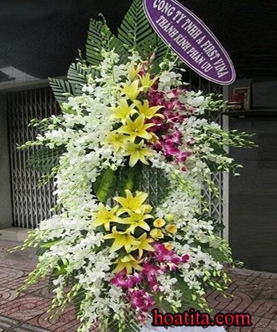 Hoa chia buồn 3021