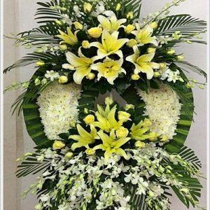 Hoa tang lễ 3012