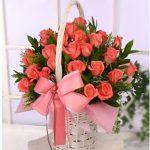 giỏ hoa sinh nhật 1030