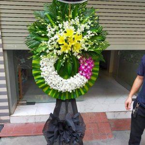Hoa tang lễ 3027